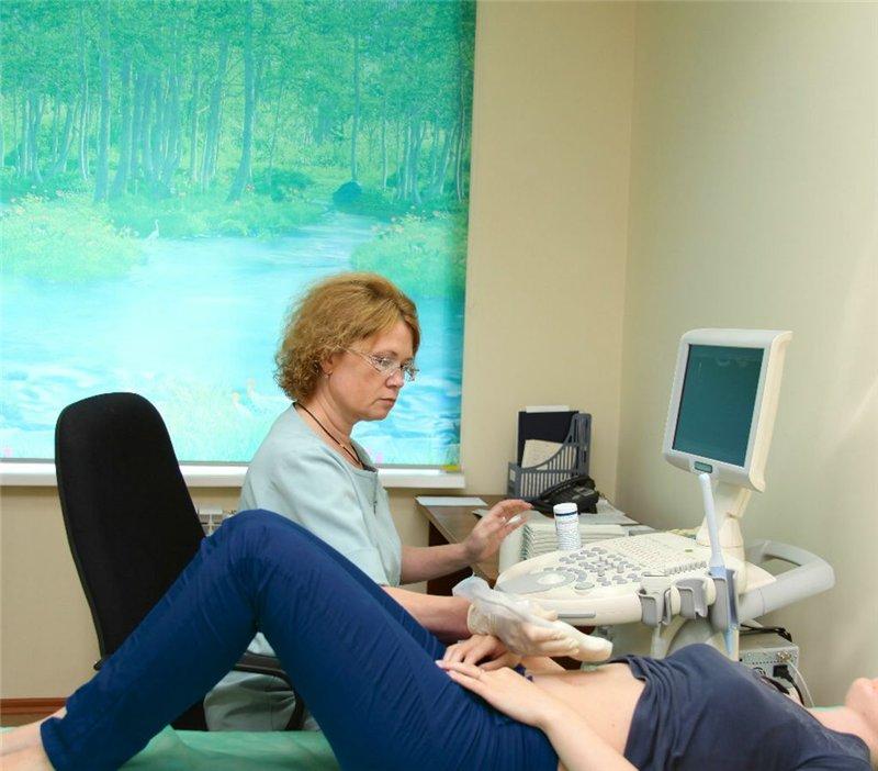 Зачем женщина необходимо проходить УЗИ органов малого таза